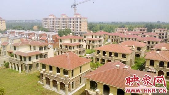 郑州黄河边周边群将全部拆除村支书资产被冻上海地区别墅价格别墅图片